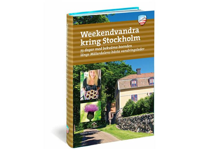 Calazo Weekendvandra Kring Stockholm 3:e uppl Bok